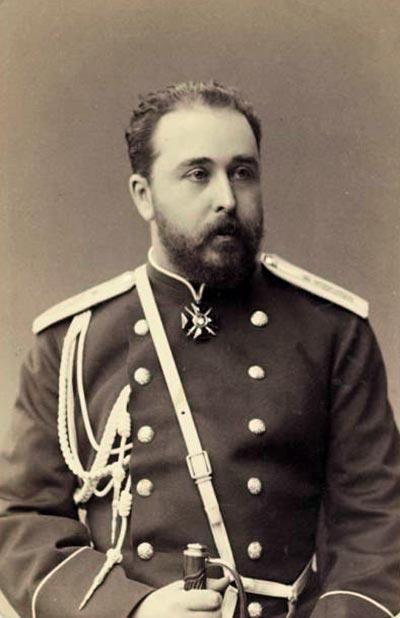 Граф С. Д. Шереметев, 1877-1878 гг.