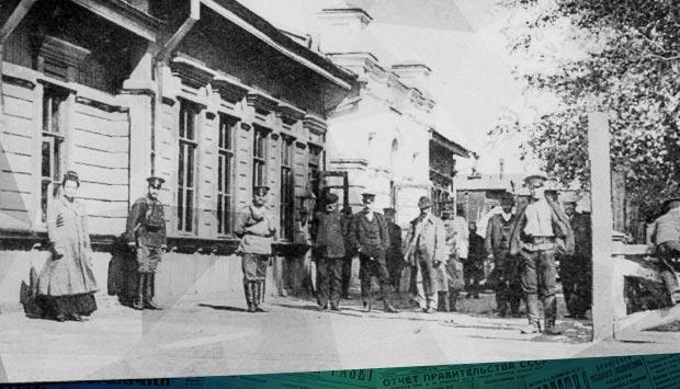 На станции Брянск Риго-Орловской железной дороги