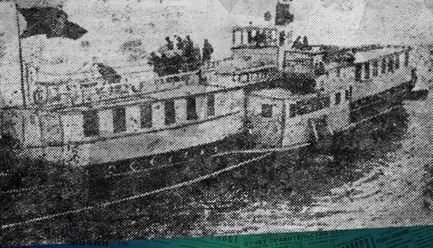 К возобновлению судоходства на Десне