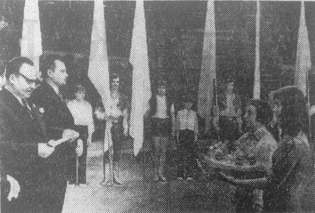 Торжественное открытие Брянского цирка. Фото Н. Мелещенко