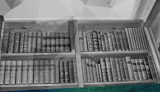 Пустующая библиотека