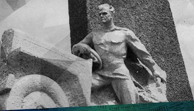 Салюты у памятника