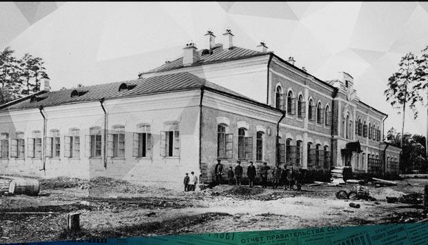При Бежицком ремесленном училище заводской администрацией открыты