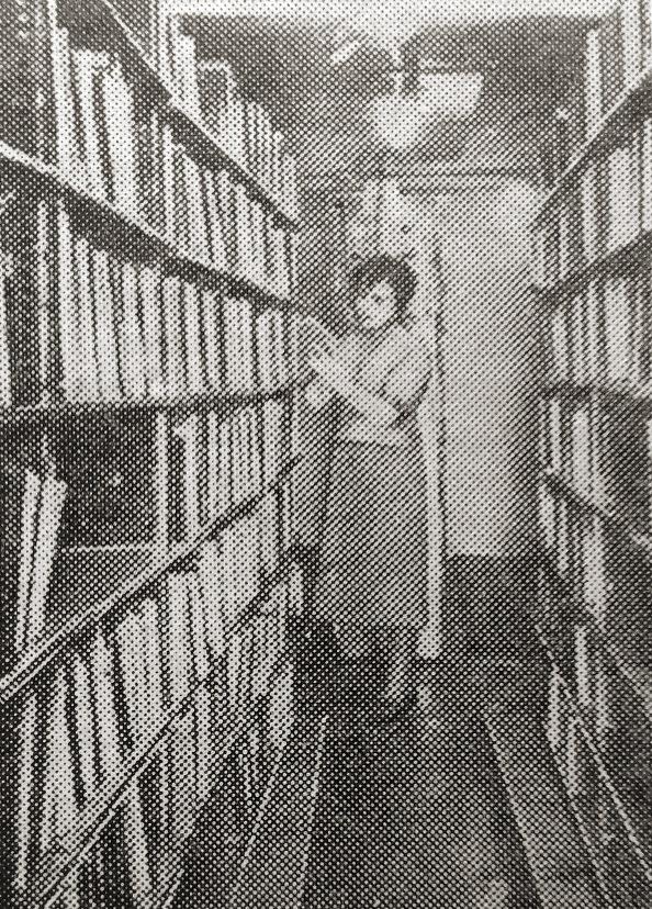 Открытие нового здания Брянской областной библиотеки. Март 1959 г.