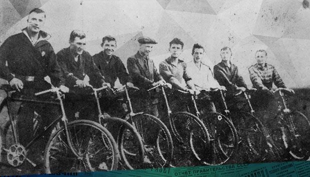 Снова о велоспорте