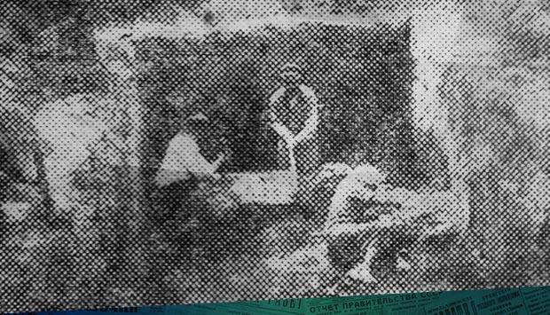 Исследование археологических раскопок в с. Супонево