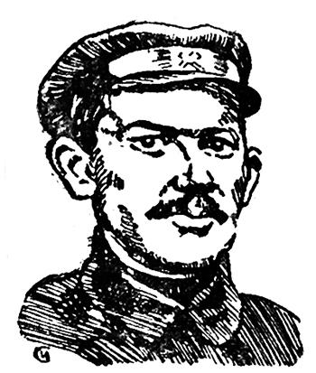 Елисеев Матвей Дмитриевич Пожарный Брянск