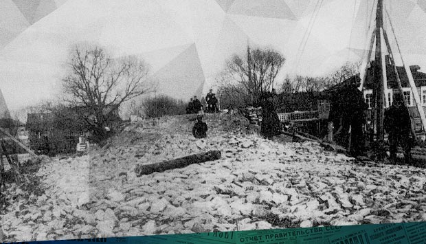 Городские новости: о ремонта моста на дамбе к вокзалу, устройстве гробниц брянских святых, нравах извозчиков 120 лет назад