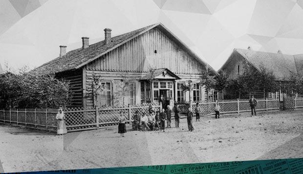 Бежицкая гостиница о грязных номерах, нехватке мест, буфете и переселении в новое здание гостиницы Брянского завода 119 лет назад