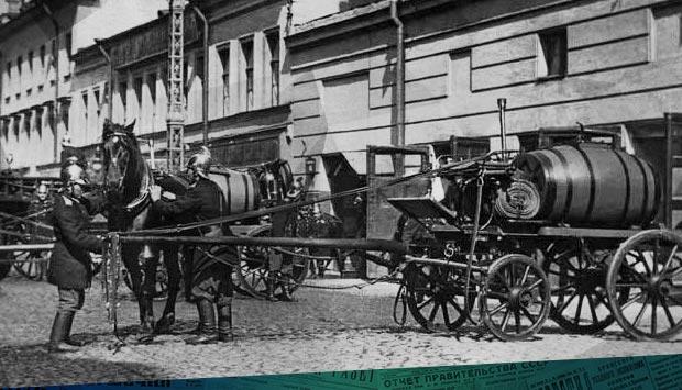 Пожарные купили трубу, а железнодорожники спроектировали ветку: события брянской жизни 120-летней давности // Орловский вестник. – 1899. – 31 авг. (19 авг) (№222)