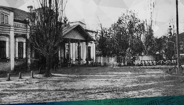 В поддержку Красного креста 120 лет назад в саду общественного собрания (ныне сквер им. Тютчева) решили провести лотерею в пользу брянского комитета Красного Креста