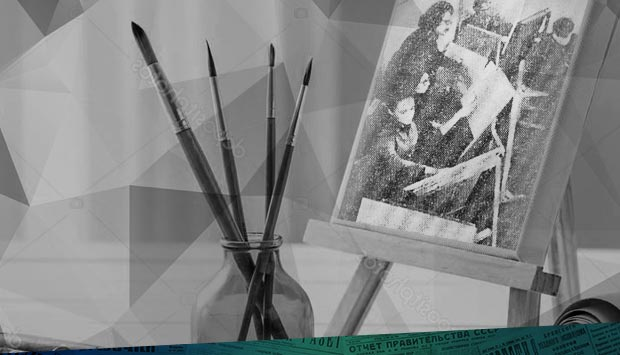 Брянское художественное // Брянский рабочий. – 1976. – 3 ноя. С. 4: о работе Брянского художественного училища в первый год существования