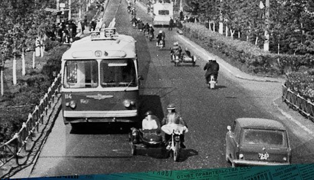 Три очереди брянского троллейбуса // Брянский рабочий. – 1960 – 20 ноя (№275). С. 3: главная задача - связать город троллейбусным сообщением