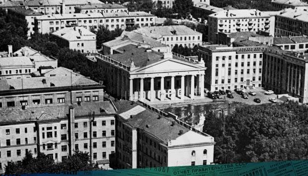 Отчитываются архитекторы // Брянский рабочий. – 1969. – 16 дек.: о будущем облике Брянска в статье 50-летней давности