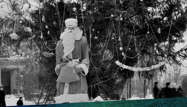 Новогодние огни // Брянский рабочий. – 1976. – 25 дек. (№ 304). С. 4: о местах в Брянске, где устанавливали ёлки 43 года тому назад