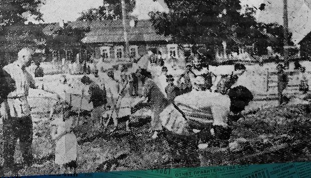 Первый пионерский сквер готов // Бежицкий рабочий. – 1934. – 22 июн. (№142): 86 лет назад на углу улицы Почтовой и переулка Кирова в Бежице был разбит первый пионерский сквер